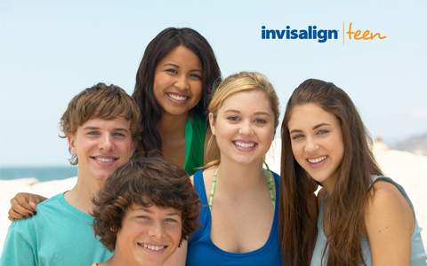 Invisalign Teeth Alignment For Teens