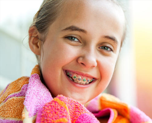 Aran Orthodontics Offers Braces